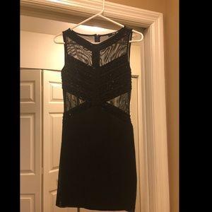 LF BLACK mini Dress